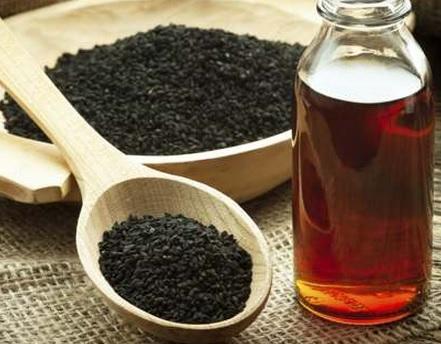 aceite comino negro